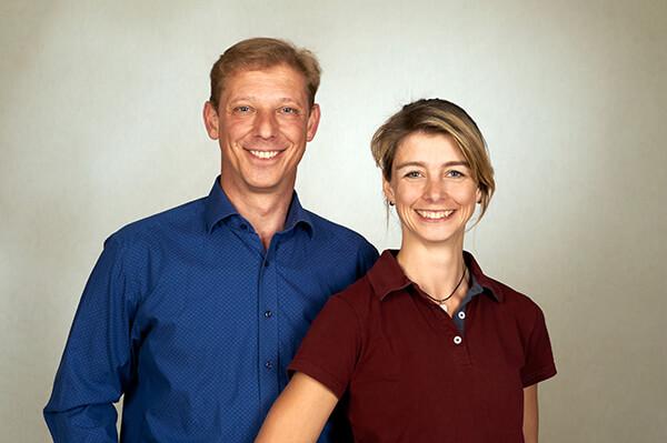 Armin und Birgitte Anzenhofer